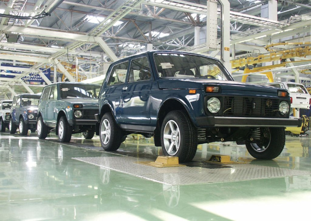 АвтоВАЗ экспортировал огромное количество автомобилей