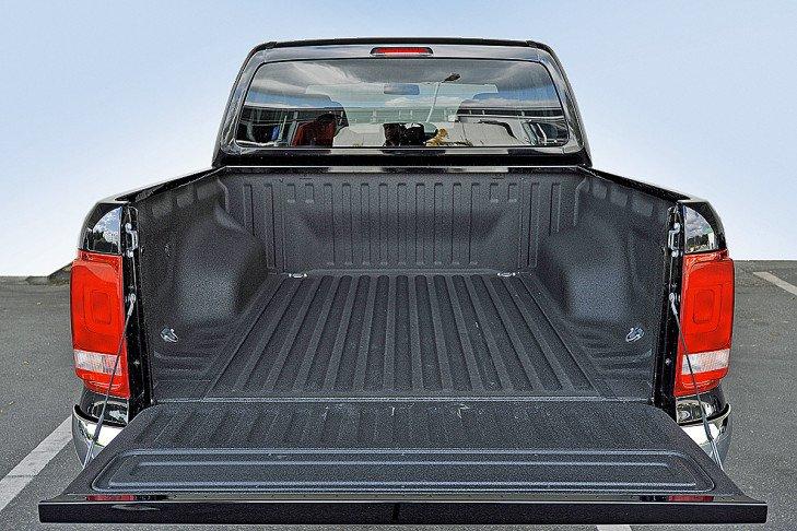 VW Amarok и остальные автомобили требуют защиту пола, так как он царапается