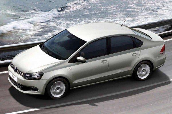 Volkswagen Polo Sedan фото