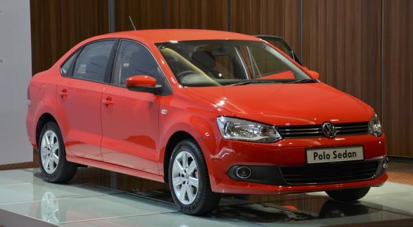 Volkswagen Polo Sedan 2014