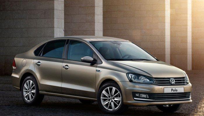 Volkswagen Polo sedan 2020-2021