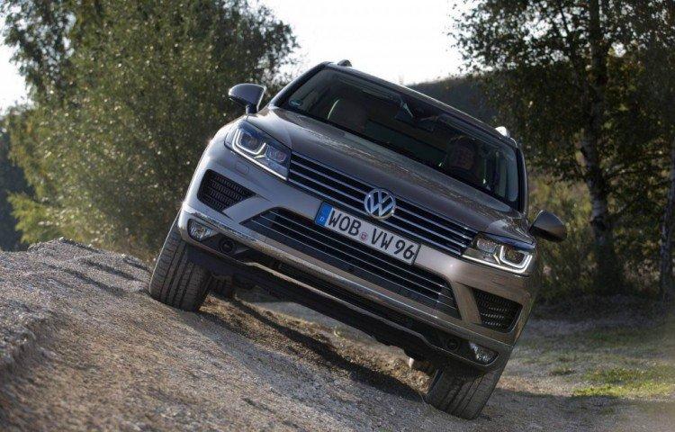 Особенности Volkswagen Touareg 2016-2017 года