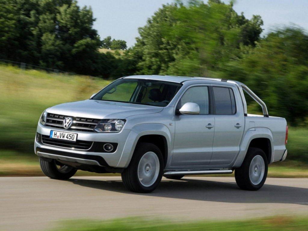 Volkswagen Amarok - третий кандидат в богатыри среди пикапов
