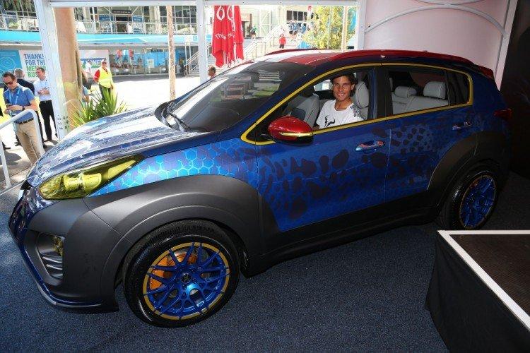 "Kia Sportage 2020-2021 в стиле ""Люди X"""