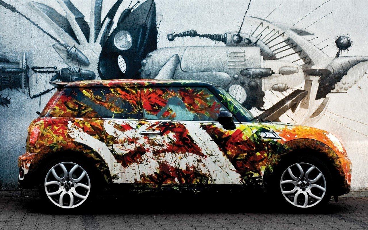 Автомобиль может стать произведением искусства