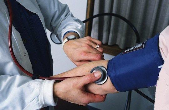 Прохождение медицинского осмотра и составление акта