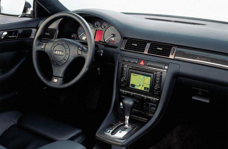 Ауди идеально использует режим типтроник в своих автомобилях
