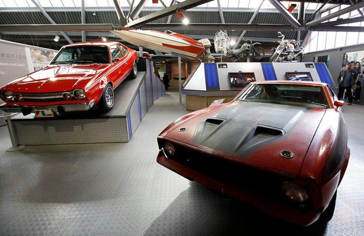 Покупка коллекционных автомобилей - дорогое удовольствие