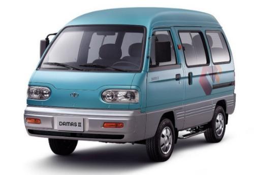 Яркий пример автомобиля с бескапотным кузовом