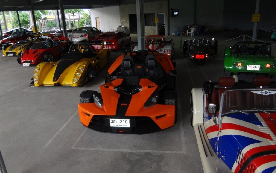 Коллекционирование автомобилей - это особенное хобби