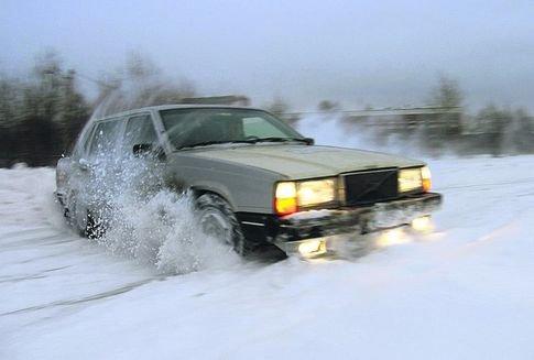 Авто готов к зиме – водитель уверен в себе