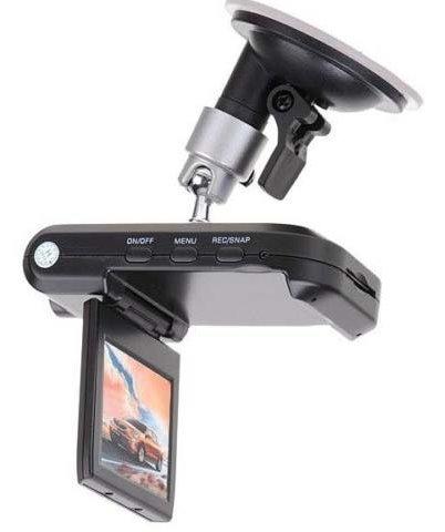 Автомобильный видеорегистратор-присоска