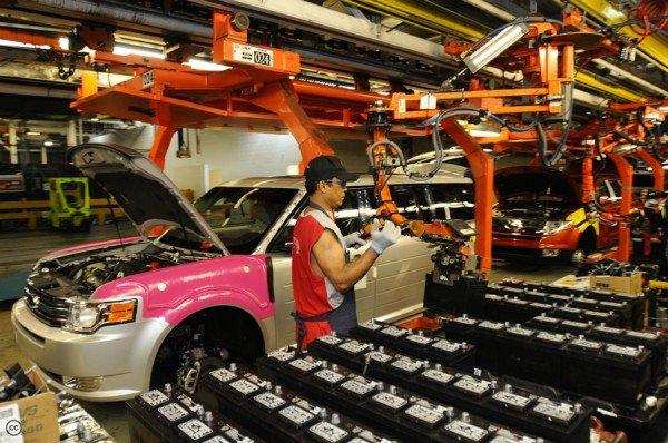 Крупные автомобильные производители