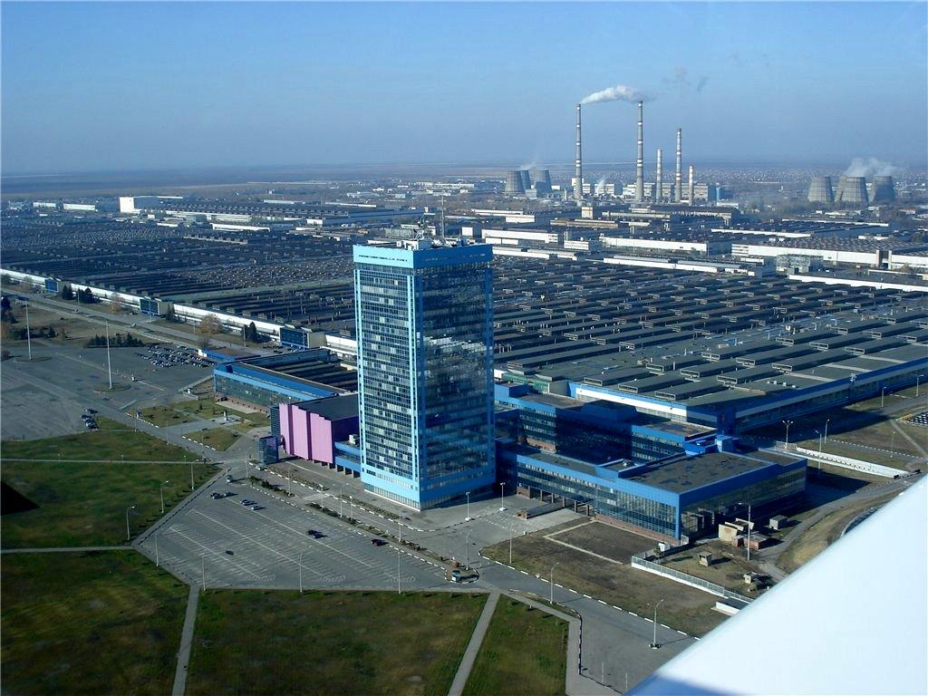 Завод АвтоВАЗ стал развивается стремительными темпами