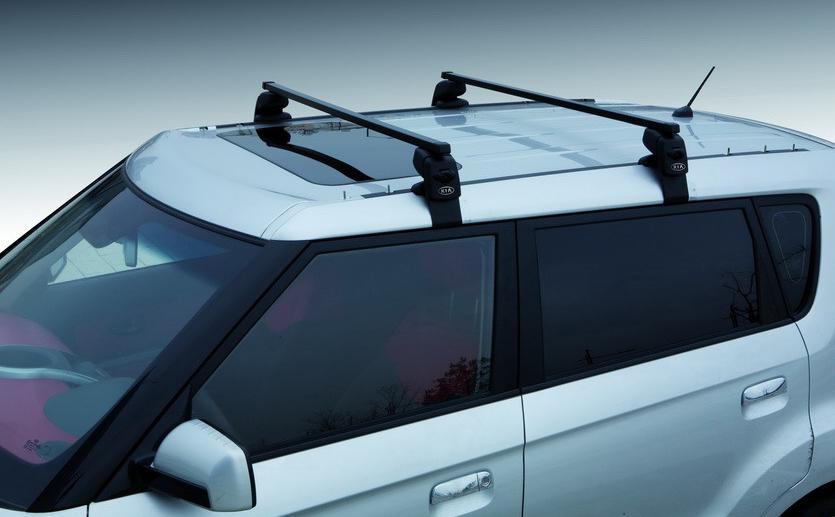 Существуют разнообразные виды багажников на автомобиль