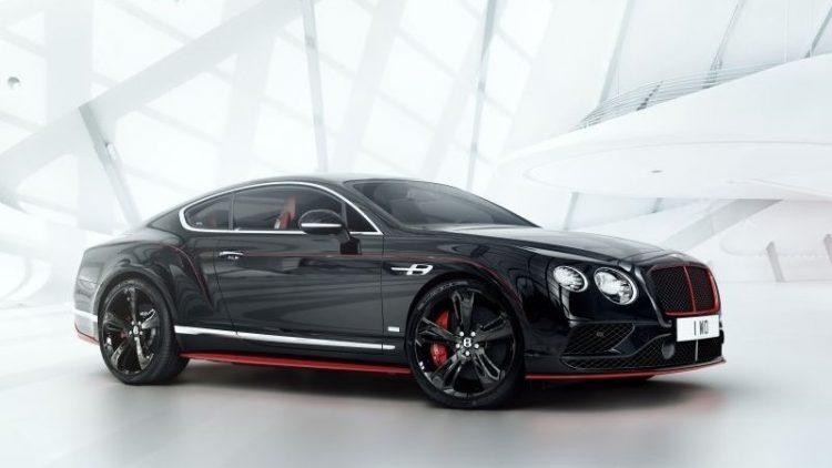 На фото - внешний вид Bentley Continental GT 2020-2021 года