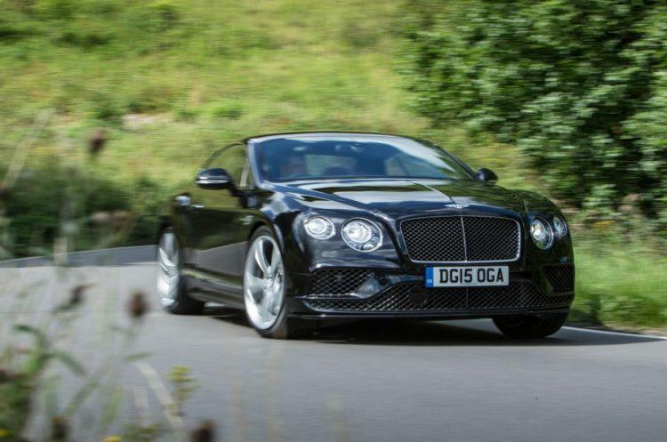 Технические характеристики Bentley Continental GT 2016-2017 года
