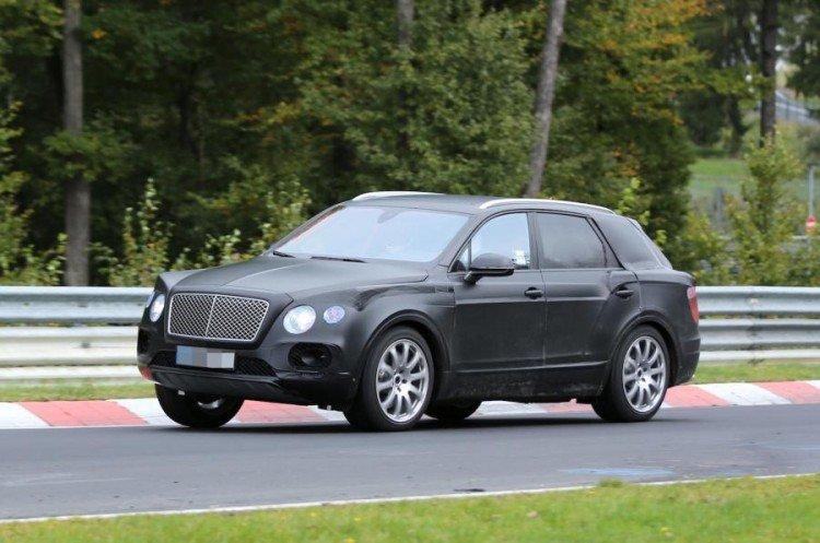 Технические характеристики Bentley Bentayga