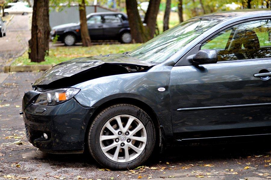 Как распознать битый автомобиль при покупке с рук