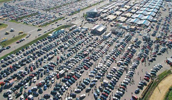 Проблема выбора автомобиля в настоящий момент отсутствует