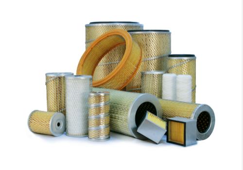 Бумажные «сухие» воздушные фильтры отличаются большим выбором форм и конструкций