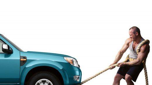 можно ли буксировать автомобиль с акпп зимой mazda axela