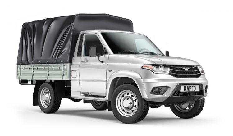УАЗ Карго 2016-2017 модельного года