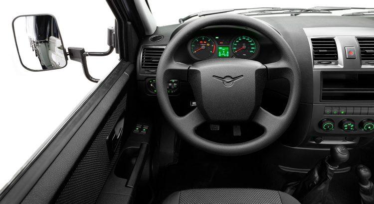 Технические характеристики УАЗ Карго