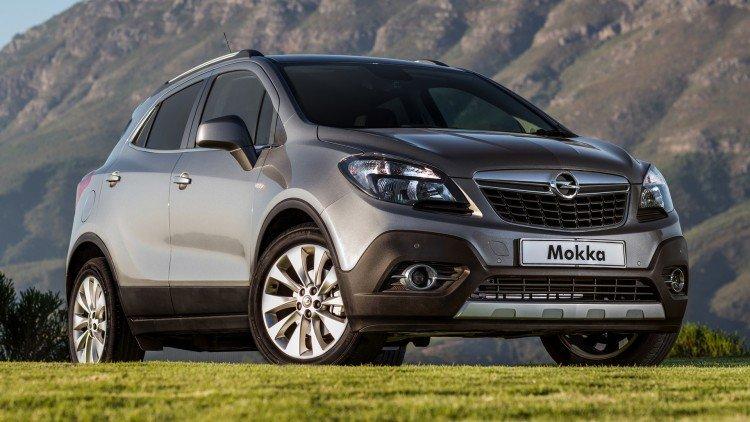 Технические характеристики Opel Mokka 2020-2021 года