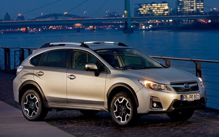 Subaru XV 2016-2017 модельного года