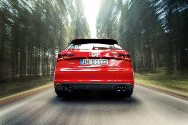 цена Audi S3