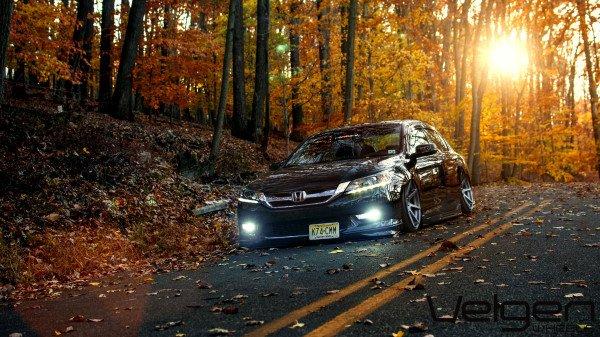 тест драйв Honda Accord