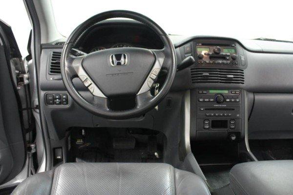 обзор Хонда Пилот