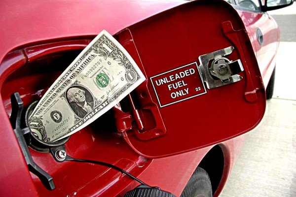 Цены на бензин в США