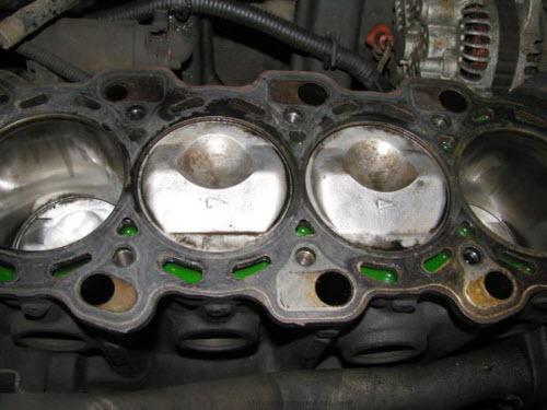 Компрессия – давление в цилиндрах двигателя