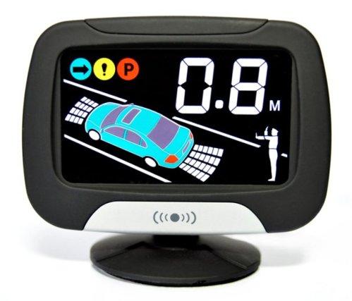 Парктроник с цифровой индикацией