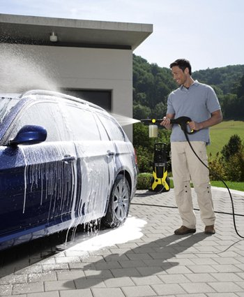 Чистая машина - залог успеха