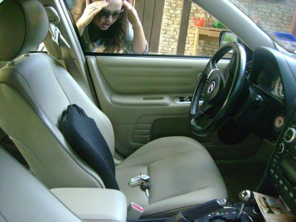 Услуга аварийного вскрытия автомобиля