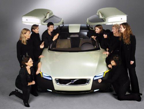 У каждой дамы свой вариант комплектования автомобиля