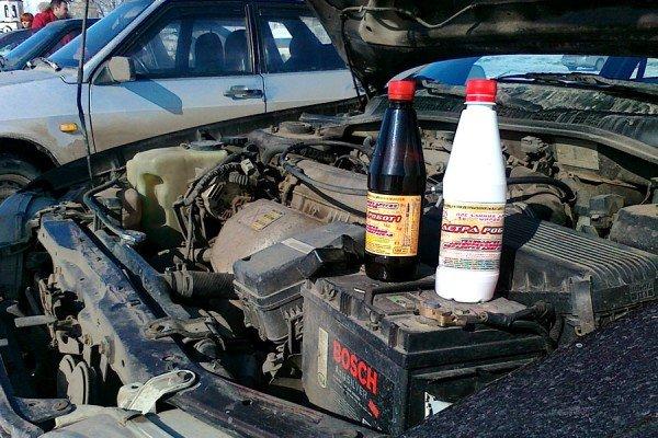 Присадки в масло для двигателя