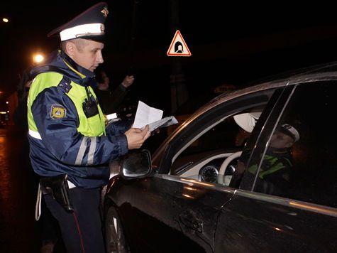 Поиск авто осуществляется правоохранительными органами