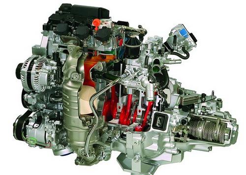 Двигатель Honda Civic 5D