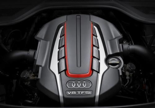 Обновленный двигатель V8 для Audi S8