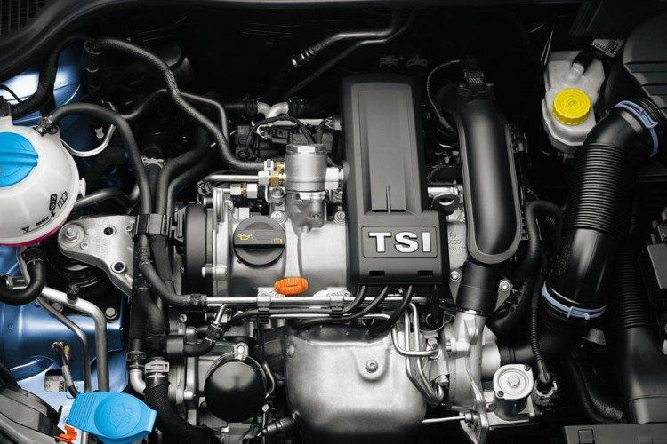 Двигатель TSI фото