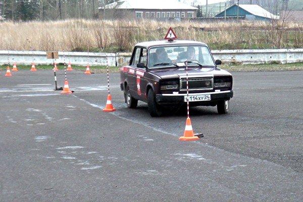 Экзамен по вождению 2016