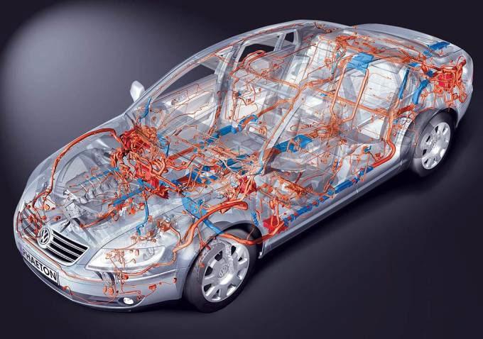 Электросеть автомобиля имеет сложное устройство, поэтому лучше воспользоваться услугами специалистов