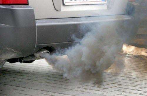 Неисправный двигатель – одно из нарушений ЕВРО