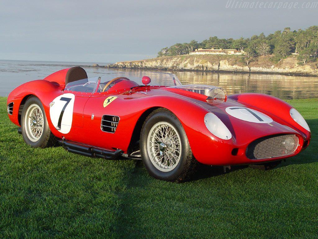 Ferrari 250 Testa Rossa - выпущено всего 22 экземпляра