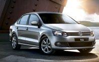Volkswagen Polo Sedan имеет запоминающияся вид