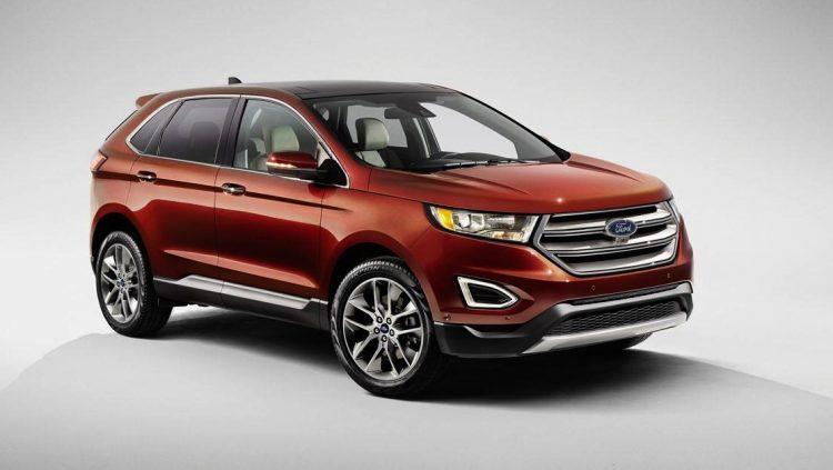 Ford Ecosport 2016-2017 года